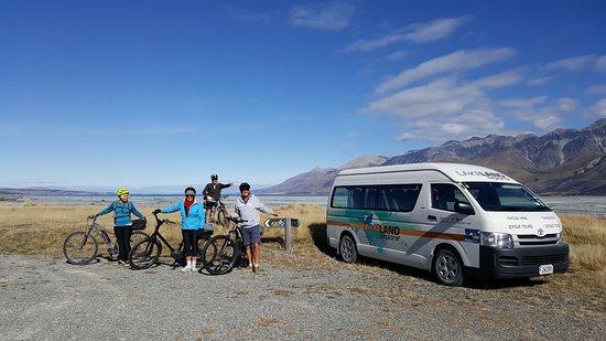 Twizel, Nueva Zelanda: Alps2Ocean Cycle Trip