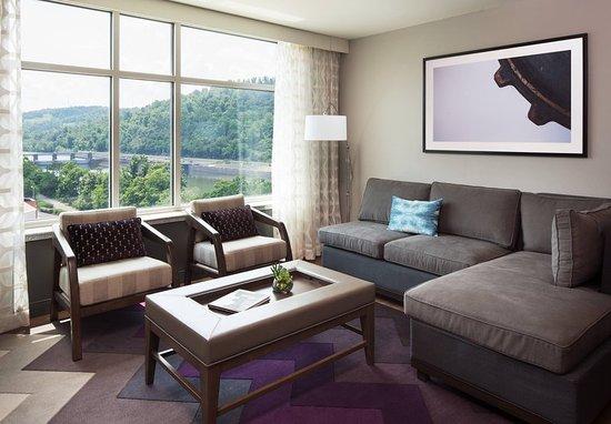 Morgantown, Virginia Occidentale: Guest room