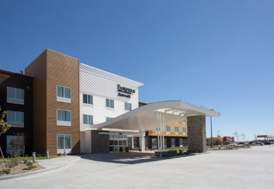 Burlington, CO: Exterior