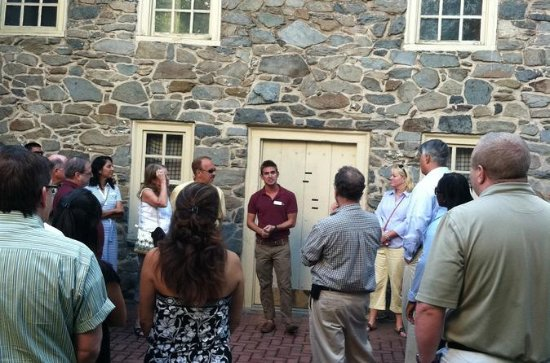 Small-Group Walking Tour: Georgetown...