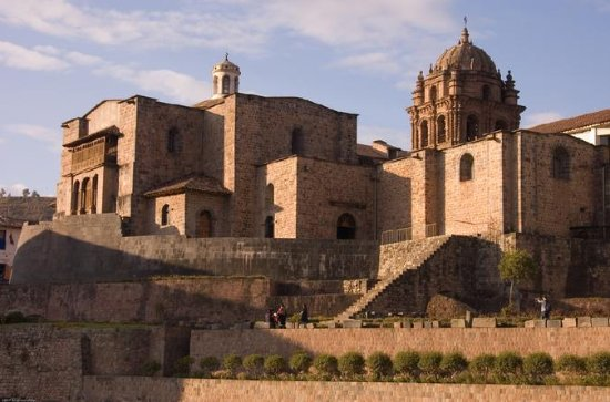 Cusco Walking Tour: Inca Museum...