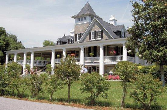 Half-Day Magnolia Plantation Tour...