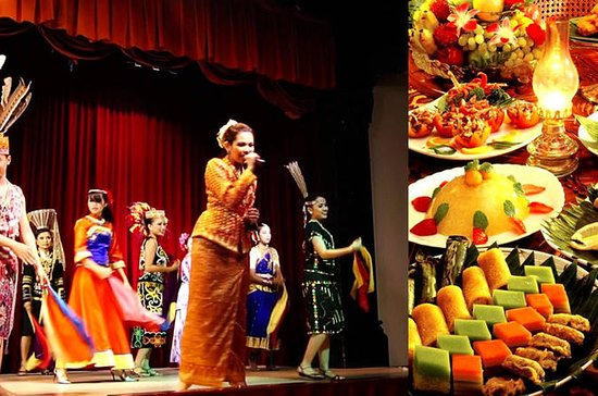 Malaysia Cultural Show with Buffet...