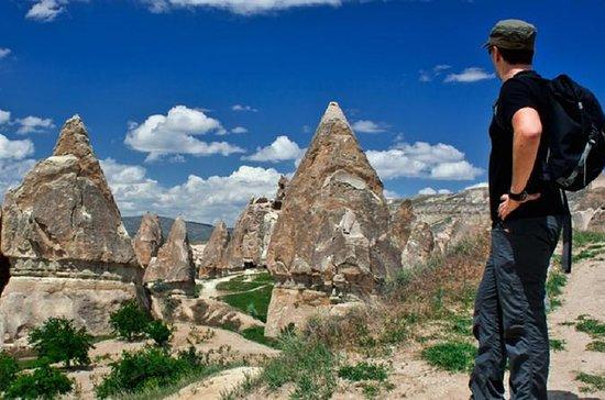 Tour a pie en Capadocia