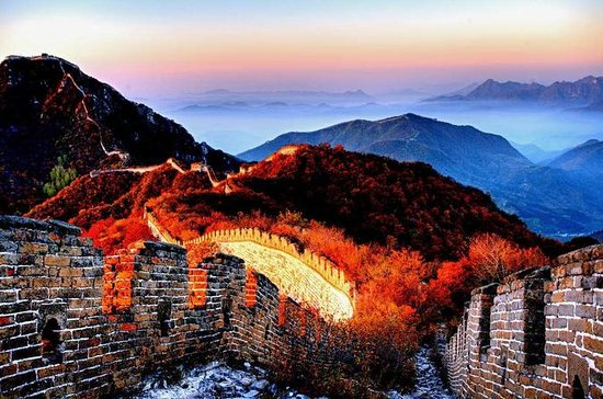 Jiankou To Mutianyu Great Wall English Speaking Driver Transfer