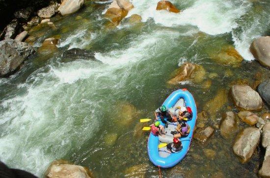 ヨンタチ川クラスIVのラフティング - 満日