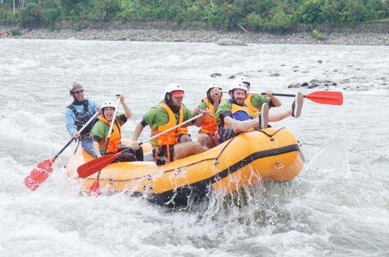 Rafting Jatun Yacu River Class III...