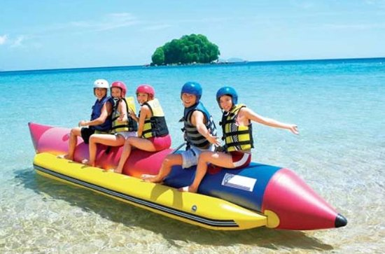 Bali Watersport Packages: Parasailing, Banana boat, and Jet Ski...