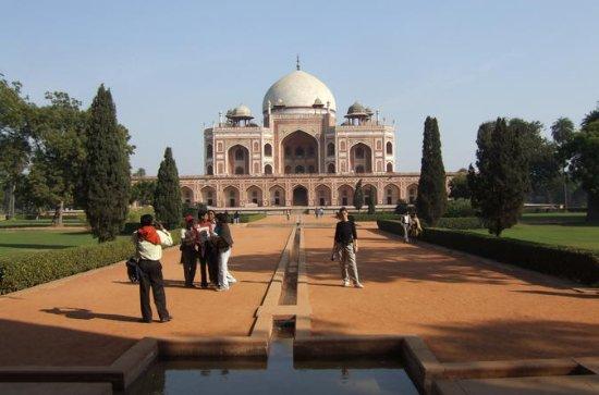 Tour por la ciudad de Delhi
