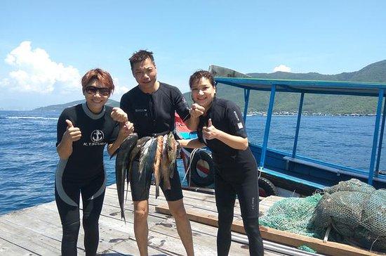 Caccia, pesca e snorkeling