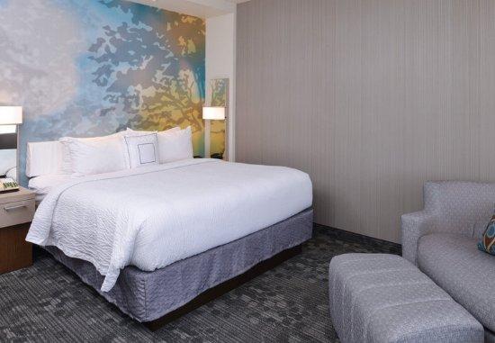 Saint Peters, มิสซูรี่: Guest room