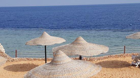 Sharm El Sheikh Marriott Resort: The Beach area