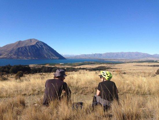 Twizel, Nieuw-Zeeland: Alps2Ocean Tarnbrae Trail