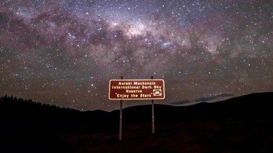 Stargazing Night Sky Tour Twizel