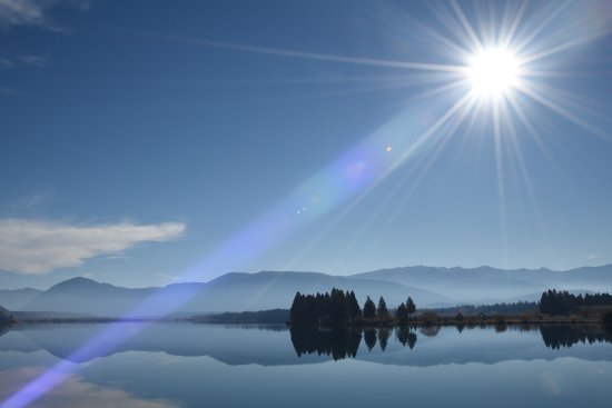 Lake Ruataniwha Twizel