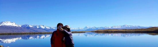 Twizel, نيوزيلندا: Scenic Tour Tekapo Canal Lake Pukaki
