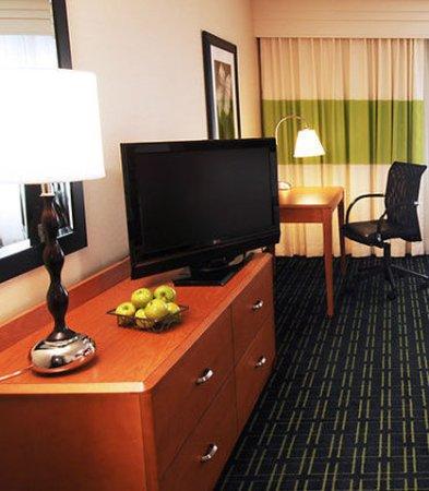 Henrietta, NY: Guest room