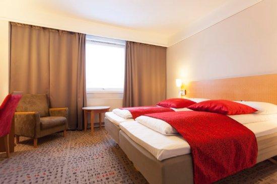 Harstad, Norway: Guest room