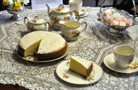 Moruya, Australia: Morning Tea in the museum