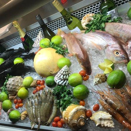 Illovo, Sydafrika: Lovely dinner for 2
