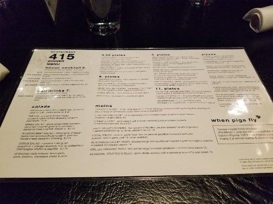 Restaurant 415: 20171209_171428_large.jpg