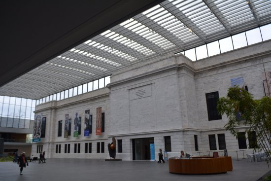 the cleveland museum of art a proposal on how to increase the museums patronage The cleveland museum of art had been holding its annual may show of regional artists since 1919, but it paid little attention to contemporary art from contemporary-print dealer art feldman gathered patrons including peter b lewis, then president and chief executive officer of progressive corp, the.