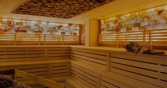 Burnaby, Canadá: Finnish Sauna with Himalayan salt