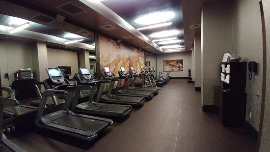 Parsippany, NJ: Gym