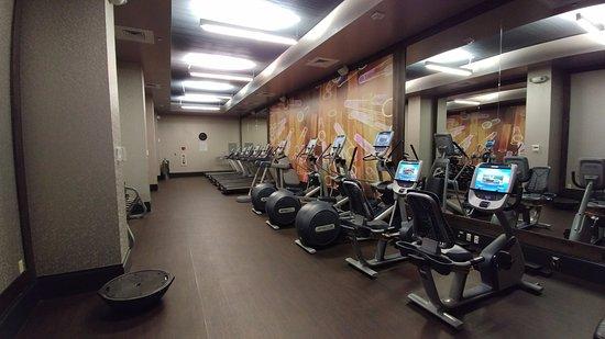 Парсипанни, Нью-Джерси: Gym