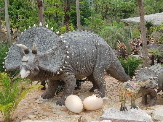 Nong Nooch Tropical Botanical Garden: Dinosaur Valley