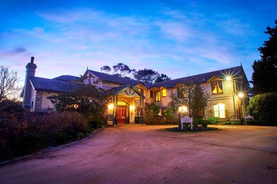 Moorooduc, أستراليا: Restaurant Entrance