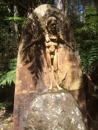 Mount Dandenong, Australië: More Art