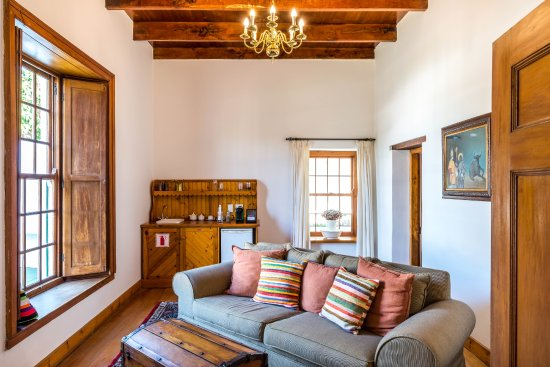 Prince Albert, Sudafrica: Deluxe Suite (Watsonia Suite): Lounge