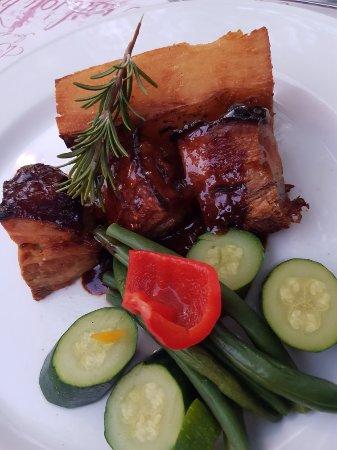 Riebeek Kasteel, South Africa: Incredible  meal and wonderful staff.  Romantic setting