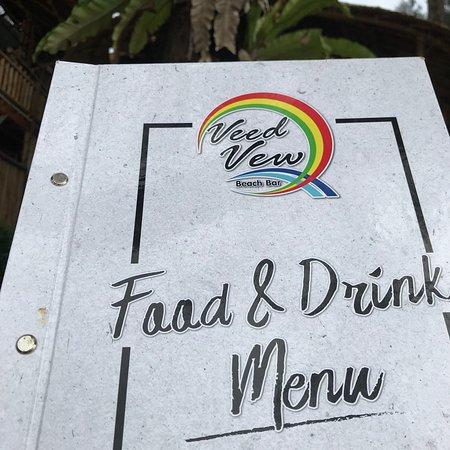 Veedvew Bar&Restaurant: delicous