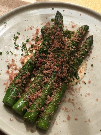 New Norfolk, Australia: Asparagus
