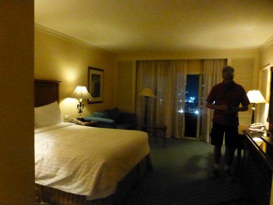 Cairo Marriott Hotel & Omar Khayyam Casino: Executive room