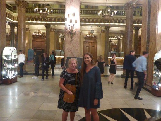 Casino of Monte-Carlo: The Foyer & the Girls