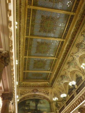 Casino of Monte-Carlo: Ornate Ceilings