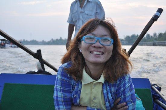 Vinh Long Province, เวียดนาม: Susan :)
