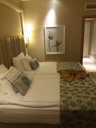 Titanic Beach Lara Hotel: Anex room Nr.1310 Pool view