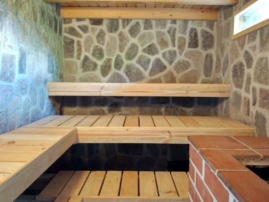 Casa Lobo Bungalows: CASA LOBO starting on Christmas 2017 with new sauna