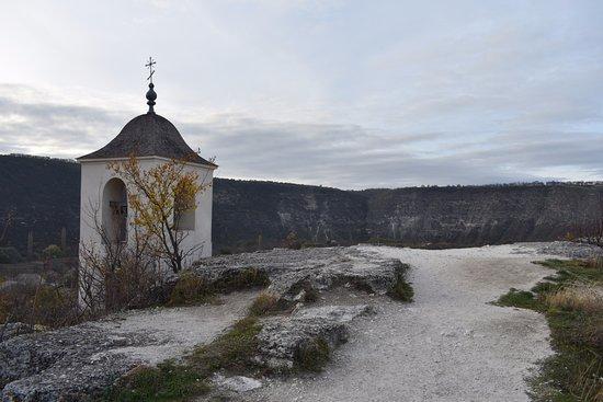 Orhei, Moldavia: вид на храм