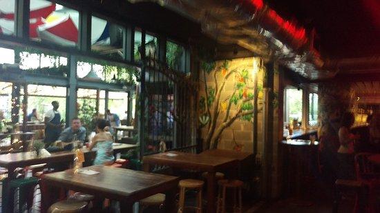 North Sydney, أستراليا: Inside
