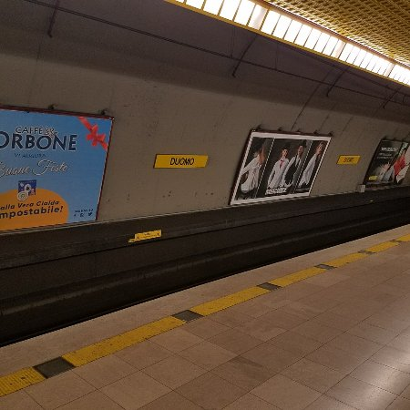 Subway Milano