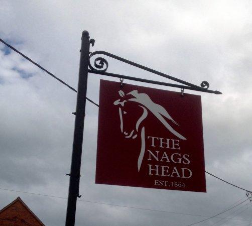 Garthmyl, UK: As it says
