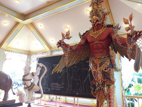 D Exhibition Bangkok : The exhibition part picture of sanam luang bangkok