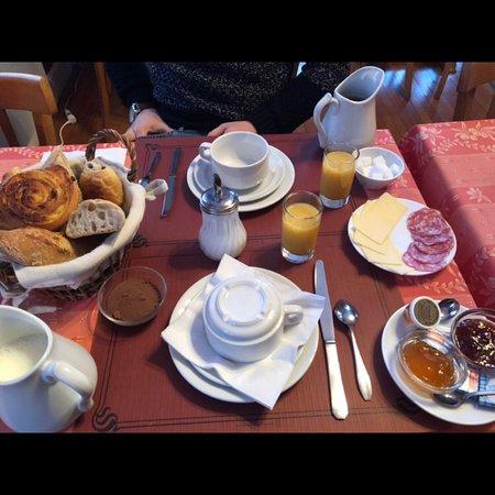 Hotel Gerard d'Alsace : Nuit du 9 au 10 décembre