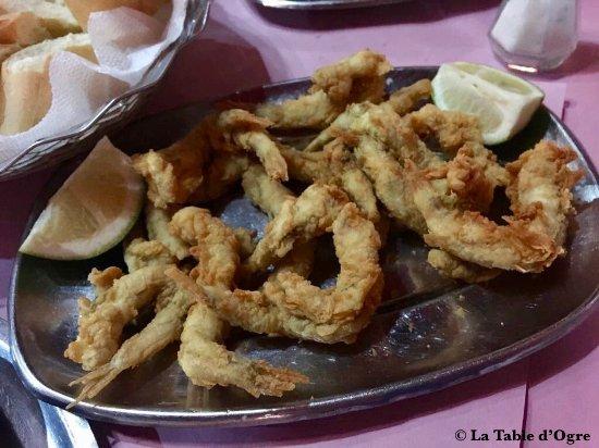Restaurant du Port de Peche: Friture