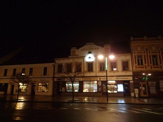 Hodonin - stare miasto